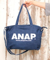 ANAP KIDS/デニムママBAG/500407070