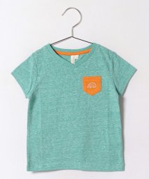 LAGOM/ポケット刺繍Tシャツ/500406987
