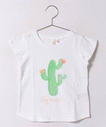 LAGOM/サボテンプリントTシャツ/500406991