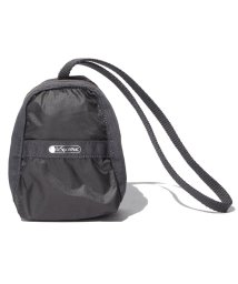 LeSportsac/FUNCTIONAL BACKPACK CHARM シャドウC/LS0018742