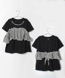 ANAP GiRL/フレアキャミ付Tシャツ/500411284