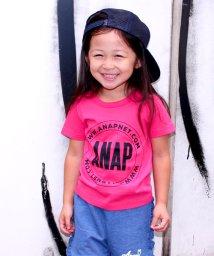 ANAP KIDS/サークルロゴTシャツ/500411289