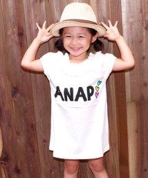 ANAP KIDS/衿フリルミニワンピース/500411292