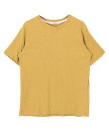 titivate/コットンカラールーズTシャツ/500415093