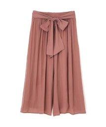 PROPORTION BODY DRESSING/ピーチサテンスカーチョ/500412068