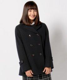 KUMIKYOKU KIDS/【PURETE】モッサ ピーコート/500419073