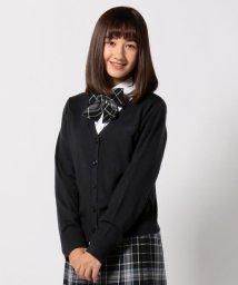 KUMIKYOKU KIDS/【PURETE】ウールアクリル カーディガン/500419080