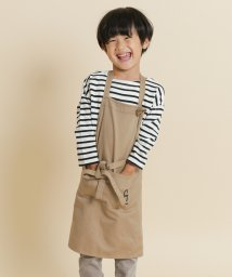 URBAN RESEARCH DOORS(Kids)/FORK&SPOON ツイルエプロン(KIDS)/500419290