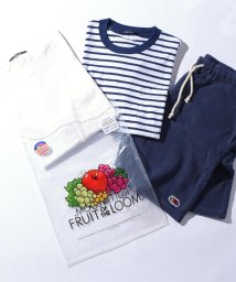 SHIPS JET BLUE/SHIPS JET BLUE: FRUIT OF THE LOOM Tシャツ/ショーツパック/500419350