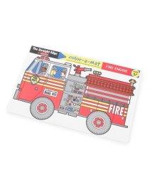 Dessin/消防車ラーニングマット/500425310
