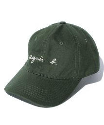 agnes b. HOMME/GT47 CASQUETTE  キャップ/500412730