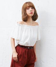 INGNI/フレアー袖オフショル/TOPS/500414584