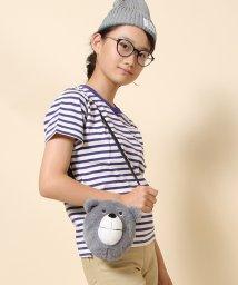 coen/【coen キッズ / ジュニア】ボーダーポケットTシャツ(100~150cm)/500415036