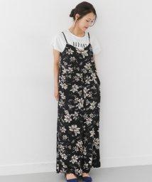 URBAN RESEARCH/【WAREHOUSE】大花キャミサロペット/500417991