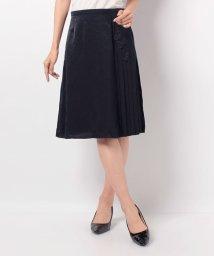 ELISA/【セットアップ対応商品】パウダリークロススカート/10257111N