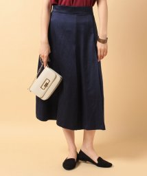 beautiful people/s/w satin sffold skirt/500350094