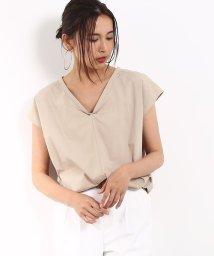 ROPE' mademoiselle/ニュアンス2WAYノースリーブシャツ/500425787