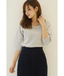 PROPORTION BODY DRESSING/《Lou Lou Fee》フルッフィーフォックスニット/500427812