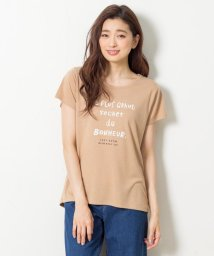 any SiS S/Frenchロゴ Tシャツ/500431030