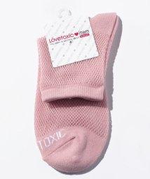 Lovetoxic/ラメメッシュSOX/500419919