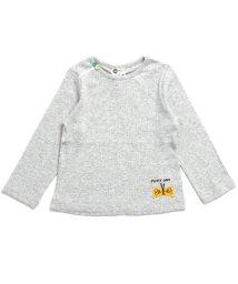 Petit jam / F.O.KIDS MART/初秋の無地と柄の長袖Tシャツ/500428298