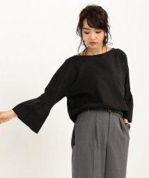 NIJYUSANKU/【洗える!】Cotton Twill Tブラウス/500432574