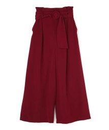 PROPORTION BODY DRESSING/《BLANCHIC》Aラインワイドパンツ/500433109