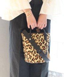 JOURNAL STANDARD/【MARY AL TERNA/メアリ オル ターナ】 Animal print Leather:バッグ/500433284