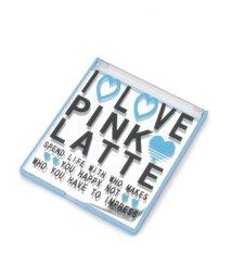 PINK-latte/キラキラロゴミラー/500434118