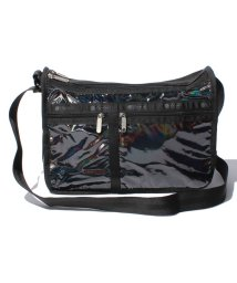 LeSportsac/DELUXE EVERYDAY BAG ブラッククロマシマー/LS0018817