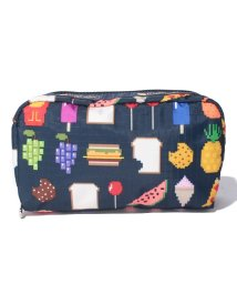 LeSportsac/RECTANGULAR COSMETIC フードモジ/LS0018871