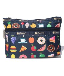 LeSportsac/COSMETIC CLUTCH フードモジ/LS0018873