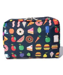 LeSportsac/EXTRA LARGE RECTANGULAR COSMETIC フードモジ/LS0018874