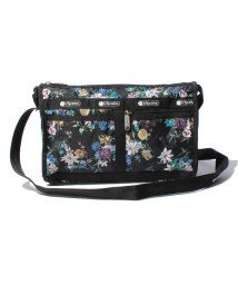 LeSportsac/DELUXE SHOULDER SATCHEL エンドレスフィールズ/LS0018863