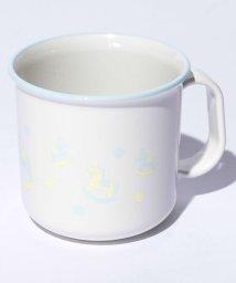 Afternoon Tea LIVING/木馬柄マグカップ/500415804