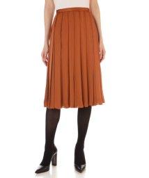 NATURAL BEAUTY/75dサテン広幅スカート/500439450