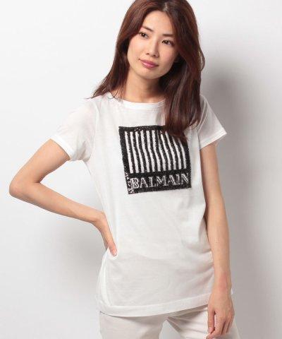 【Leilian(レリアン)】【BALMAIN】Tシャツ