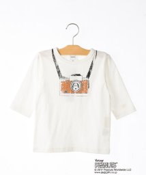 SHIPS KIDS/SHIPS KIDS:スヌーピー 7分袖 TEE(100~130cm)/500442785