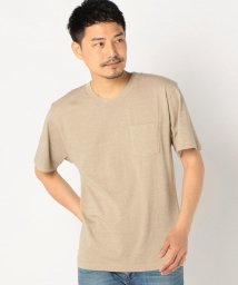 "SHIPS MEN/SC: ""MADE IN JAPAN"" 吊編 COOLMAX(R) ドロップショルダー Tシャツ/500444232"