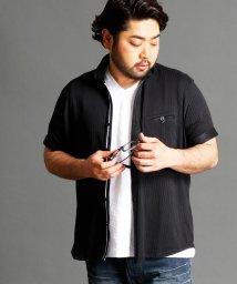 HIDEAWAYS NICOLE L/半袖カットシャツ/500444367
