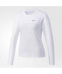adidas/アディダス/レディス/HM レオパードプリントロングスリーブTシャツ W/500445431