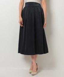 HARYU/【セットアップ対応商品】スウェードミディスカート/10256750N