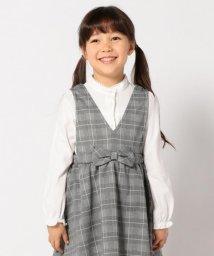 anyFAM(KIDS)/【KIDS】40/2天竺 コットンブラウス/500449989
