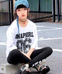 ANAP GiRL/ロゴTシャツ+レギンス SET/500445777