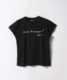 agnes b. FEMME/SW59 TS Tシャツ/500443058