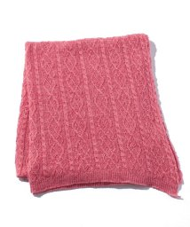 SHIPS WOMEN/【SHIPS Days】DAYS:LNN CABLE BLANKET/500437817