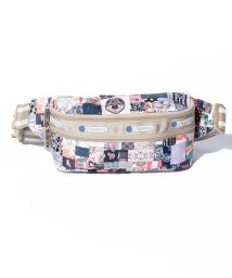 LeSportsac/DOUBLE ZIP BELT BAG ジェーレパッチ/LS0018910
