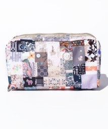 LeSportsac/RECTANGULAR COSMETIC ジェーレパッチ/LS0018913