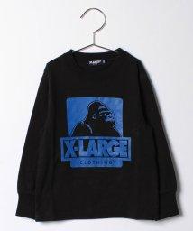 XLARGE KIDS/OGロングスリーブTシャツ/500447709