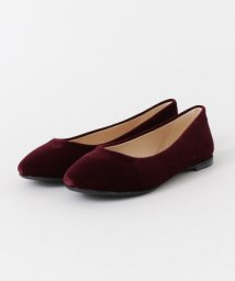URBAN RESEARCH/FABIO RUSCONI VELOR FLAT SHOES/500461722